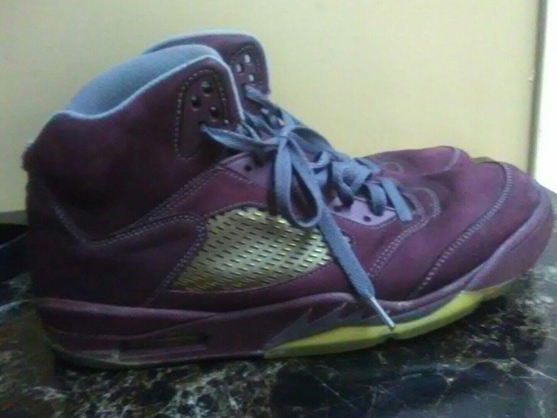 2006 Nike Air Jordan Retro Burgundy