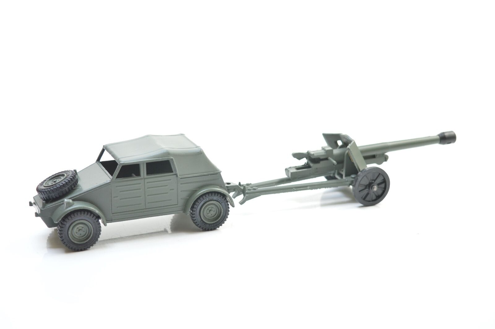 DINKY 617 VW KDF AND 50mm GUN