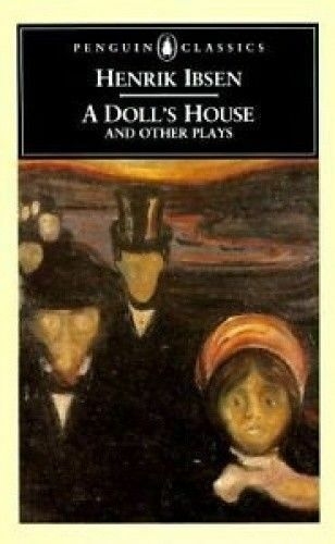 1 of 1 - A DOLL'S HOUSE AND OTHER PLAYS, BY HENRIK IBSEN, LIKE NEW, FREE POST AUS-WIDE