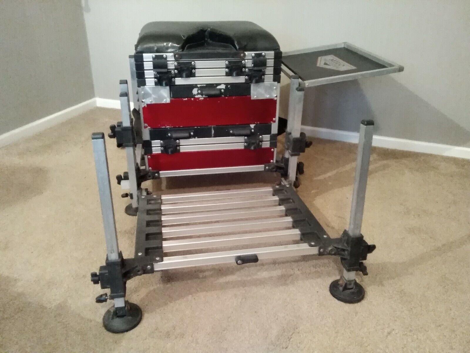 Team Milo 6 drawer seatbox   100% authentic