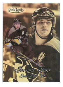 1998-99-Jaromir-Jagr-Topps-Gold-Label-Goal-Race-Pittsburgh-Penguins