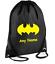 Personalised-Drawstring-Bag-BATMAN-School-Gym-PE-Kit-Sport-Boys thumbnail 2