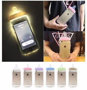 Cover-Iphone-6s-Bottle-Baby-5-5s-3D-Case-TPU-Cute-Milk-Hot-Purple-Cartoon