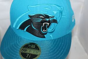 6a16d95d6 Image is loading Carolina-Panthers-New-Era-NFL-Official-Sideline-59fifty-