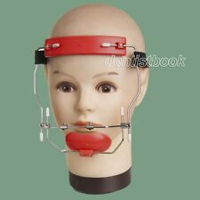 Pro Dental Orthodontic Pull Headgear Adjustable Traction Reverse Red Color