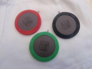 Details zu NIKKEN POWER CHIP NEW MODEL MINI MAGNET BLACK (BRAND NEWMAGNETICFAR INFRARED)