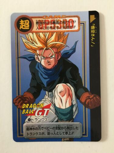 Dragon Ball GT Carddass Hondan PART 29-159