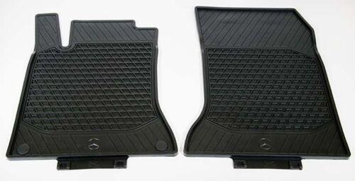 A1766805001 9G3 Mercedes-Benz Gummimatten Fußmatten Gummifußmatten CLA 117 W117