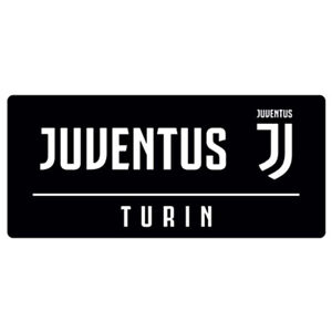 Juventus New Logo Steel Street Sign Black Officially Licensed Free Shipping Usa Ebay
