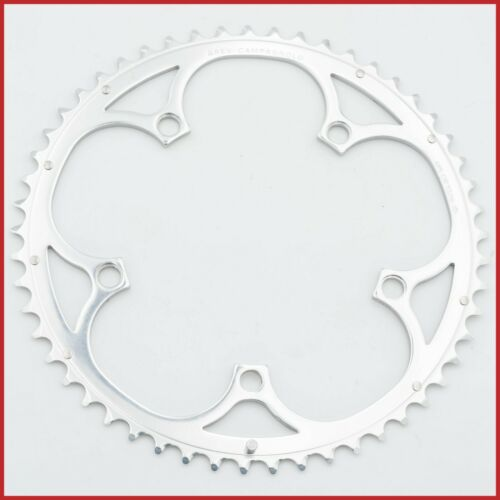 NOS CAMPAGNOLO RECORD 10sp CHAINRING 53T BCD 135mm 90s VINTAGE ROAD BIKE EROICA