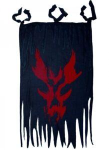 Moria-Orks-Banner-Herr-Der-Ringe-Fahne-orig-Replica-95x160-cm-Neu