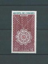 COMORES - 1963 YT 9 - POSTE AERIENNE - TIMBRE NEUF* charnière