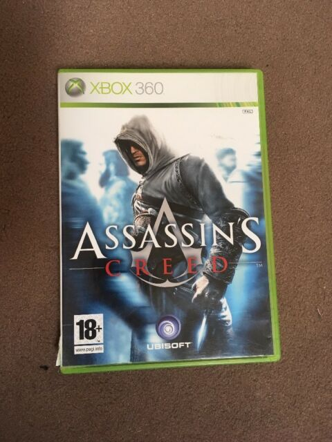 Assassin 's Creed pour Xbox 360