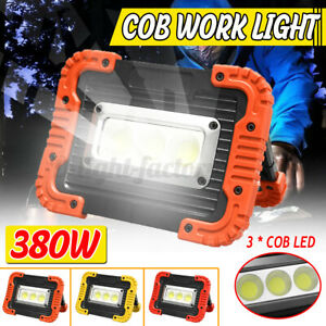 380W-COB-LED-Light-Rechargeable-Outdoor-Camping-Work-Torches-USB-Charging-Lamp