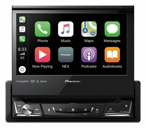 Pioneer-AVH-3500NEX-1-DIN-DVD-CD-Player-Flip-Up-Bluetooth-Android-Auto-CarPlay
