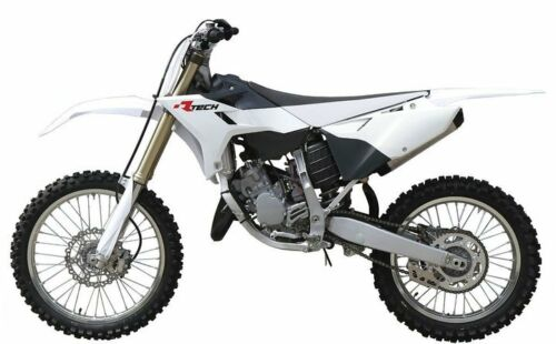 Graphic Vector Template Yamaha YZ125 YZ250 2002-2019 Race Tech Revolution