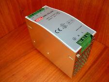 Hutschienennetzteil Netzteil 24V DC 3,2A  MeanWell DR-75-24 NEU OVP (134)