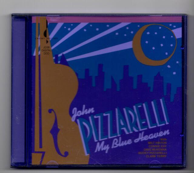 (JE396) John Pizzarelli, My Blue Heaven - 1990 CD