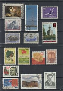 Timbres-Russie-URSS