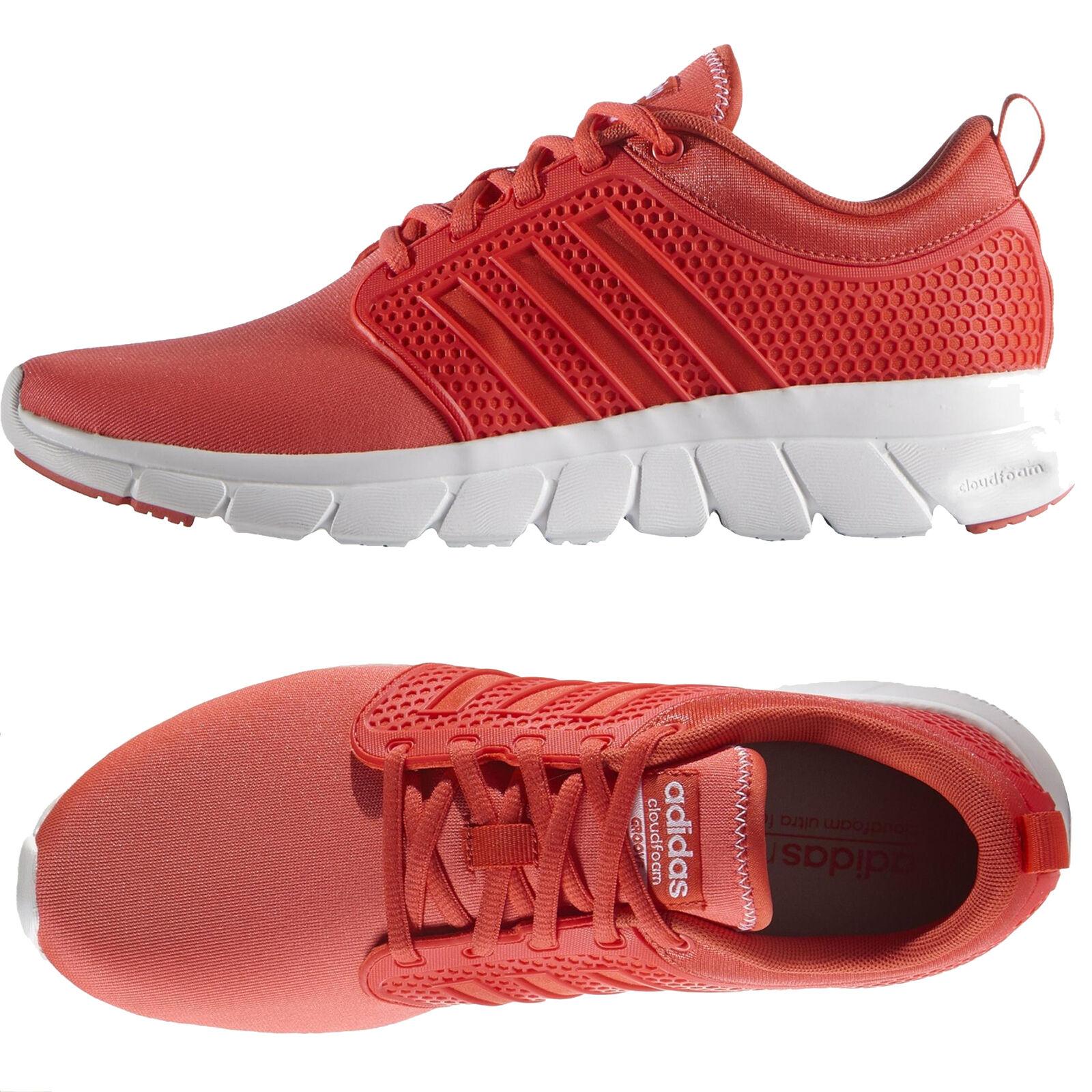 adidas cloudfoam scarpe da ginnastica donna bianca