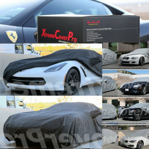 2005 2006 2007 2008 2009 2010 2011 2012 2013 Chevy Corvette CUSTOM FIT CAR COVER