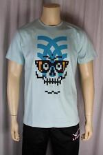 Fenchurch Mens Light Blue T Shirt Size Medium  (75)