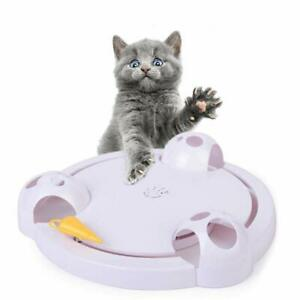 ROSETIGER-Interactive-Cat-Toy-Automatic-Pet-Toy-Adjustable-Electronic-Toy-SALE