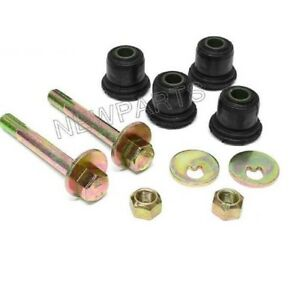 Front Lower /& Upper Inner Control Arm Bushing Set of 2 for Mercedes  R107 W114