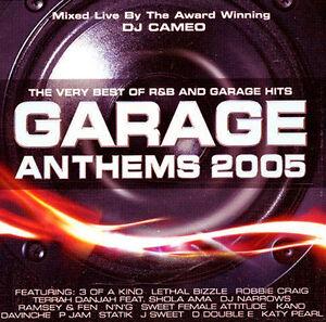 VARIOUS-ARTISTS-GARAGE-ANTHEMS-2005-CD-Double-Album-MINT-EX-MINT