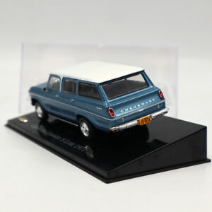 IXO-Altaya-Chevrolet-Veraneio-S-Luxe-1971-Diecast-1-43-Models-Toys-Collection