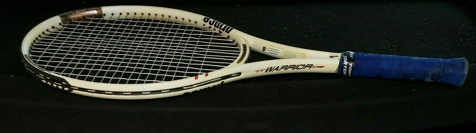 Prince TT Warrior OverGröße Triple menace Tungstène Raquette De Tennis Grip P3 GD