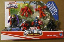 Playskool MARVEL SUPER HERO ADVENTURES SUPER JUNGLE SQUAD ~ Black Panther+ NIP