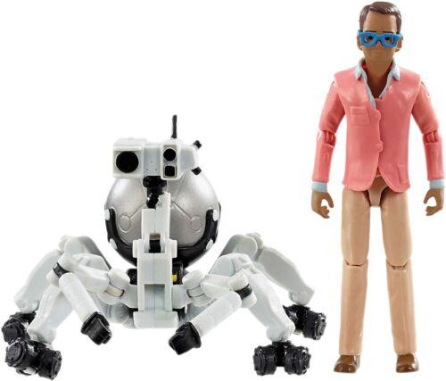 Vivid Imaginations Thunderbirds Brains and Max Toy Rare Brand New