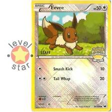 EEVEE City Championships 2013 STAFF Stamped Event Promo 84/108 Pokemon Card