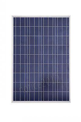 5W 10W 20W 40W 100W 150W poly solar panel photovoltaic PV RV battery charger