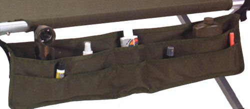 """33/"""" x 8/"""" Rothco 4759 OD COT Accessory Pouch"""