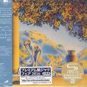 MOODY-BLUES-THE-PRESENT-JAPAN-MINI-LP-SHM-CD-Ltd-Ed-G00