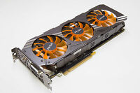 ZOTAC GeForce GTX 980 AMP 4GB 256-Bit GDDR5 Gaming Video Graphic Card 3 Ports