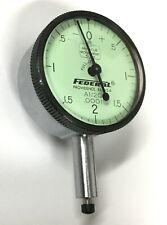 Mahr Federal A12q Dial Indicator Agd Group 0 0 010 Range 0001