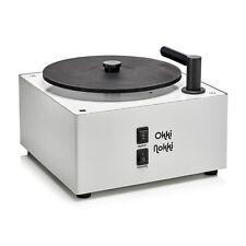 Okki Nokki RCM mk 2 Schallplattenwaschmaschine Record Cleaner weiß NEU+OVP!