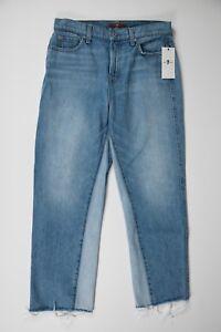 à Seven For Taille 7 ton évasés sur Seven All à évasée coupe Jeans ton Mankind 28 et 842512155249 coupe a47xEw4
