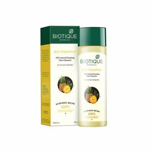 Biotique-Pineapple-Fresh-Foaming-Cleansing-Gel-for-Normal-to-Oily-Skin-120ml