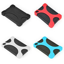 Shockproof 2.5 Inch External Hard Disk Drive Bag Carry Cover Silicon Rubber Case