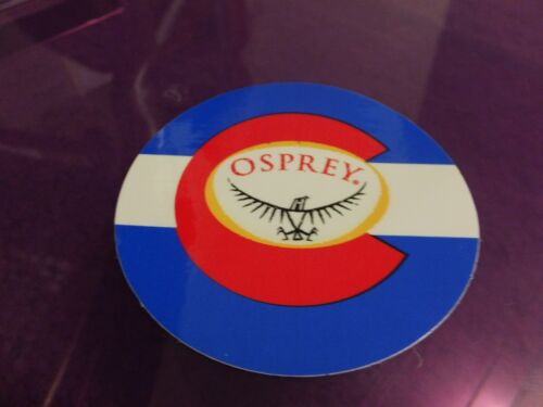 Osprey Bike Sticker Decal Bicycle MTB BMX Ride Race