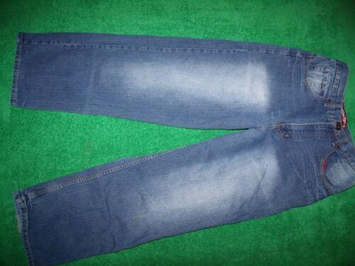 32x31 jambe en Blue droite Express Brook coton Baggy taille à hommes Coton pour fcp1Owq7