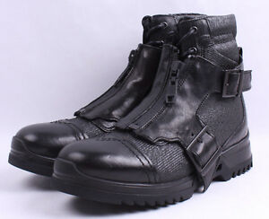 Diesel Leather Boots 5OhVa3hRyj