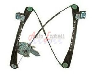 Power Window Regulator for 2000-2002 Lincoln LS Front Right with Motor