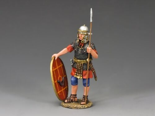 LoJ034 Auxiliary with Shield /& Spear by King /& Country