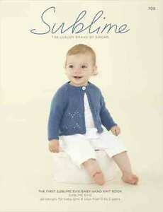 The-First-Sublime-Evie-Baby-Hand-Knit-Book-708-Designs-for-0-3-years