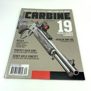 GUNS-amp-AMMO-CARBINE-MAAGAZINE-19-PISTOL-CALIBER-CARBINES-ISSUE-2019